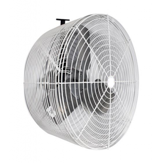 CIRCULATION FAN W/ TAPERED GUARDS