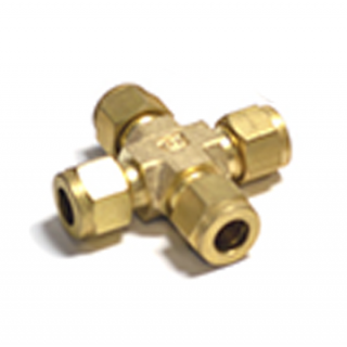 COMPRESSION FITTING (4 WAY CONNECTOR)