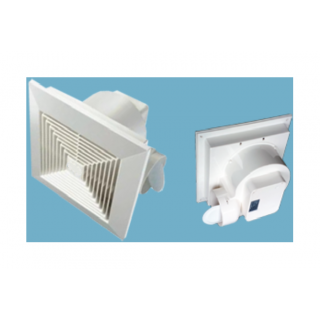 Exhaust Fan Ceiling Mounted (IPU-F25PE)