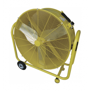 TROLLEY DRUM FAN 600 MM (24'')