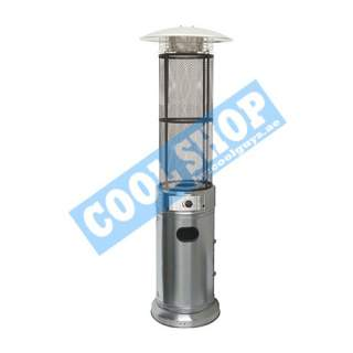 CIRCLE PATIO HEATER (SS CIRCLE FLAME)