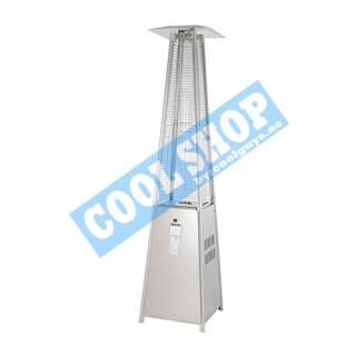 PYRAMID PATIO HEATER (SS SQUARE)
