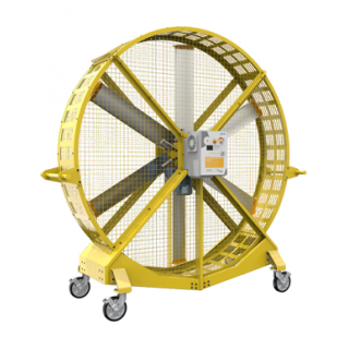 PORTABLE INDUSTRIAL FAN (2.7 M)